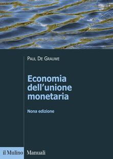 Radiospeed.it Economia dell'unione monetaria Image