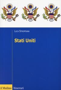 Stati Uniti - Luca Stroppiana - copertina