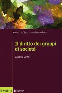 Il diritto dei gruppi di società. Manuali dell'Associazione Disiano Preite - Giuliano Lemme - copertina