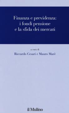 Antondemarirreguera.es Finanza e previdenza. I fondi pensione e la sfida dei mercati Image