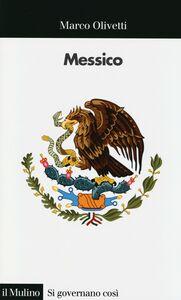 Libro Messico Marco Olivetti