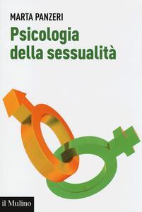Psicologia della sessualità - Marta Panzeri - copertina