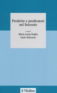Prediche e predicatori nel Seicento - copertina