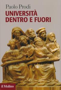 Università dentro e fuori - Paolo Prodi - copertina