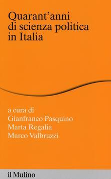 Filippodegasperi.it Quarant'anni di scienza politica in Italia Image