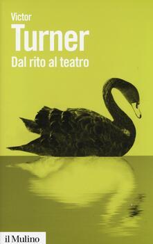 Vitalitart.it Dal rito al teatro Image