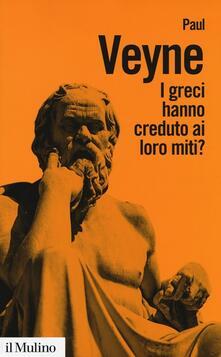 Amatigota.it I greci hanno creduto ai loro miti? Image