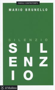Silenzio - Mario Brunello - copertina