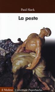 La peste - Paul Slack - copertina