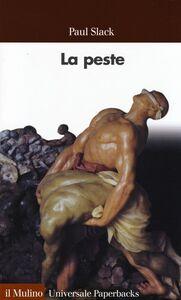 Libro La peste Paul Slack