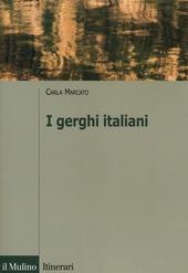 I gerghi italiani
