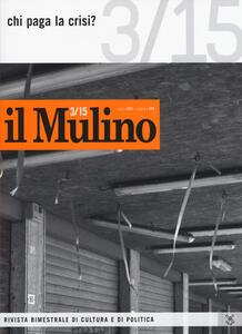 Il Mulino. Vol. 479 - copertina