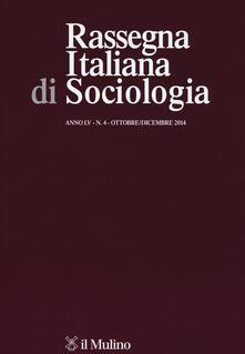 Ascotcamogli.it Rassegna italiana di sociologia (2014). Vol. 4 Image