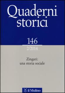 Quaderni storici (2014). Vol. 2: Zingari: una storia sociale..pdf
