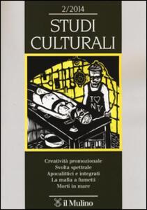 Studi culturali (2014). Vol. 2 - copertina