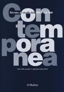 Contemporanea (2014). Vol. 1