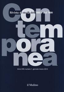 Libro Contemporanea (2014). Vol. 1