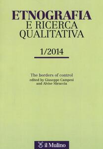 Etnografia e ricerca qualitativa (2014). Vol. 1 - copertina