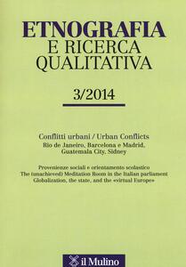Etnografia e ricerca qualitativa (2014). Vol. 3 - copertina
