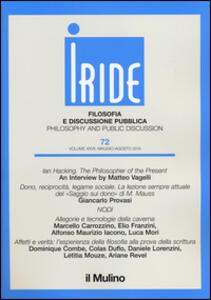 Iride (2014). Vol. 2 - copertina