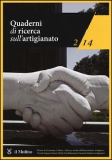 Milanospringparade.it Quaderni di ricerca sull'artigianato (2014). Vol. 2 Image