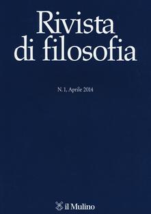 Listadelpopolo.it Rivista di filosofia (2014). Vol. 1 Image