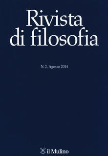 Criticalwinenotav.it Rivista di filosofia (2014). Vol. 2 Image