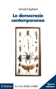 Libro Le democrazie contemporanee Arend Lijphart