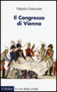 Il Congresso di Vienna - Vittorio Criscuolo - copertina
