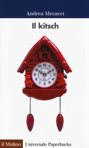 Il kitsch - Andrea Mecacci - copertina