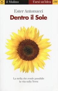 Libro Dentro il sole. La stella che rende possibile la vita sulla terra Ester Antonucci