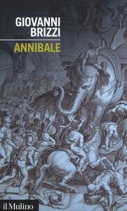 Annibale - Giovanni Brizzi - copertina