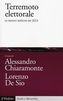 Nicocaradonna.it Terremoto elettorale. Le elezioni politiche del 2013 Image