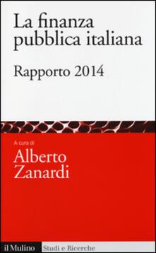 Voluntariadobaleares2014.es La finanza pubblica italiana. Rapporto 2014 Image