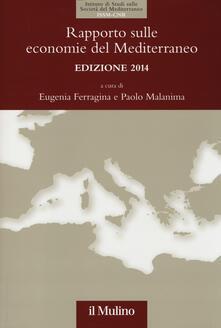 Promoartpalermo.it Rapporto sulle economie del Mediterraneo 2014 Image