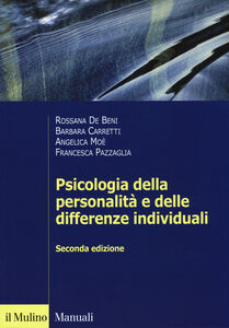Libro Psicologia della personalità e delle differenze individuali