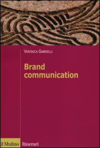 Brand Communication - Veronica Gabrielli - copertina
