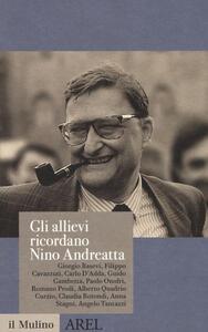 Gli allievi ricordano Nino Andreatta - copertina