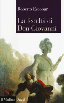 Premioquesti.it La fedeltà di Don Giovanni Image