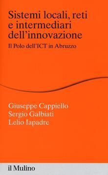 Winniearcher.com Sistemi locali, reti e intermediari dell'innovazione. Il polo dell'ICT in Abruzzo Image