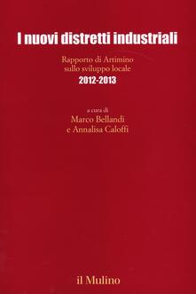 Ilmeglio-delweb.it I nuovi distretti industriali. Rapporto di Artimino sullo sviluppo locale 2012-2013 Image