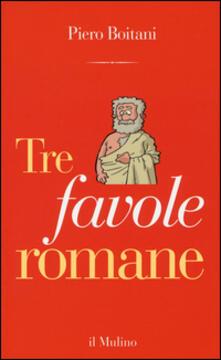 Ristorantezintonio.it Tre favole romane Image
