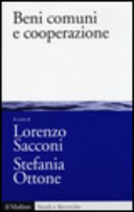 Libro Beni comuni e cooperazione