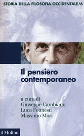 Storia della filosofia occidentale. Vol. 6: Il pensiero contemporaneo.