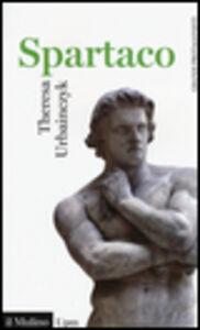 Libro Spartaco Theresa Urbainczyk