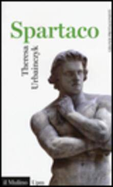 Spartaco - Theresa Urbainczyk - copertina