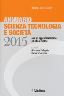 Festivalpatudocanario.es Annuario scienza tecnologia e società (2015) Image