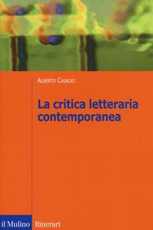 Osteriacasadimare.it La critica letteraria contemporanea Image