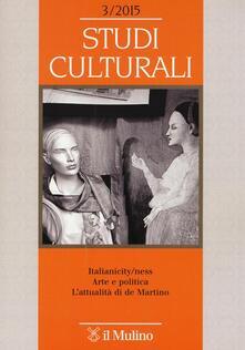 Fondazionesergioperlamusica.it Studi culturali. Vol. 3 Image