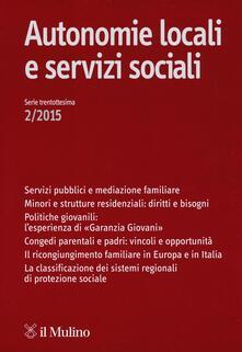 Voluntariadobaleares2014.es Autonomie locali e servizi sociali (2015). Vol. 2 Image
